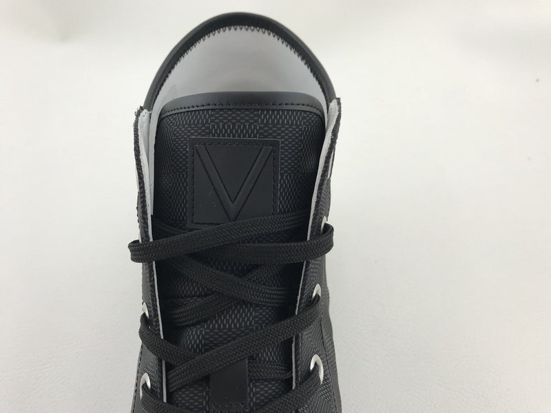 Louis Vuitton Baseball Sneaker Boot - Luxuria & Co.
