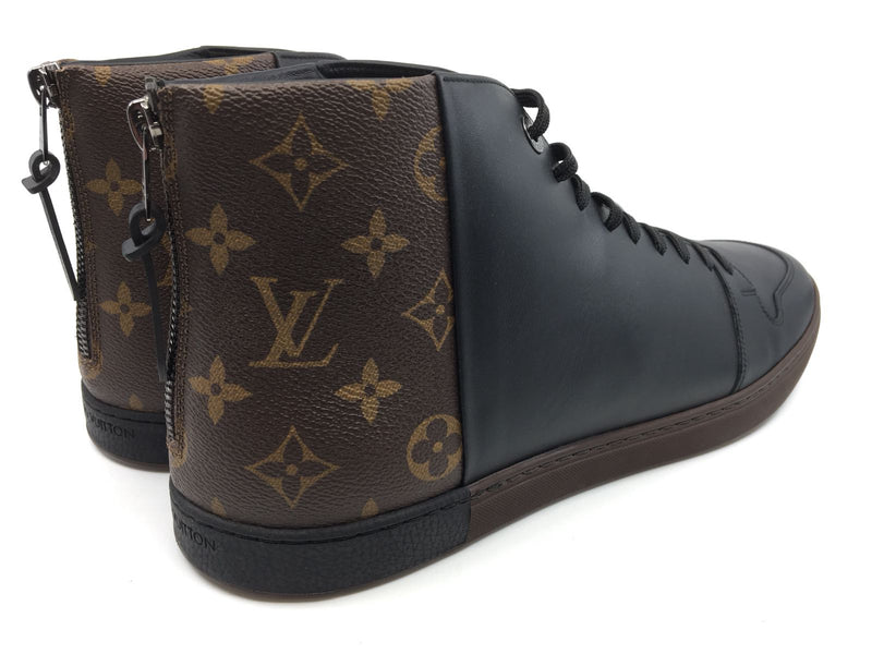Louis Vuitton Line-Up Sneaker Boot - Luxuria & Co.