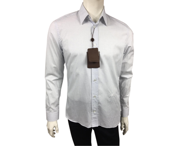 c6e297826e20 Louis Vuitton Emblem Classic Collar Shirt - Luxuria ...