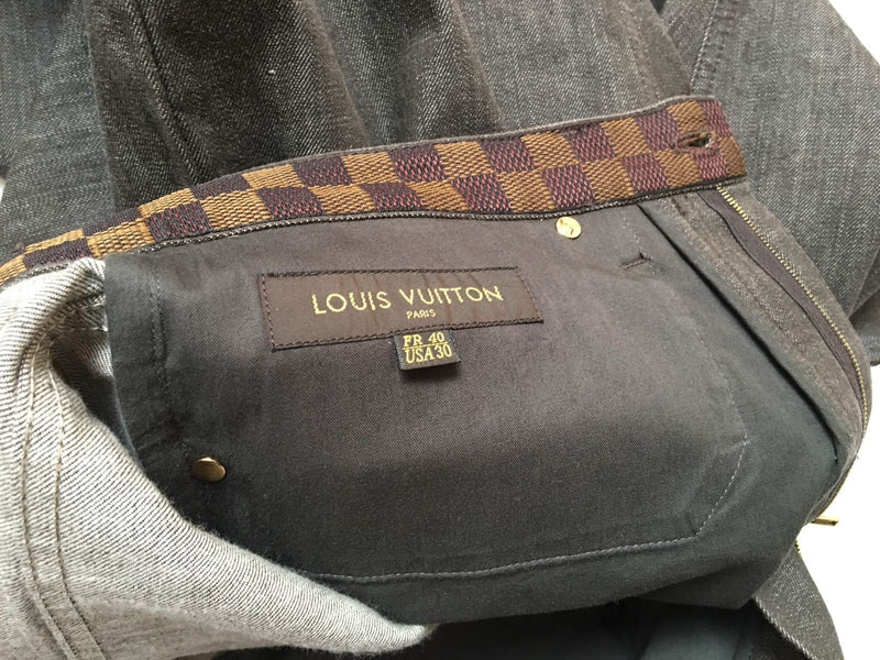 Louis Vuitton Damier Jeans - Luxuria & Co.