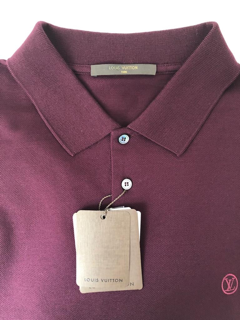 Louis Vuitton Classic Pique Polo - Luxuria & Co.