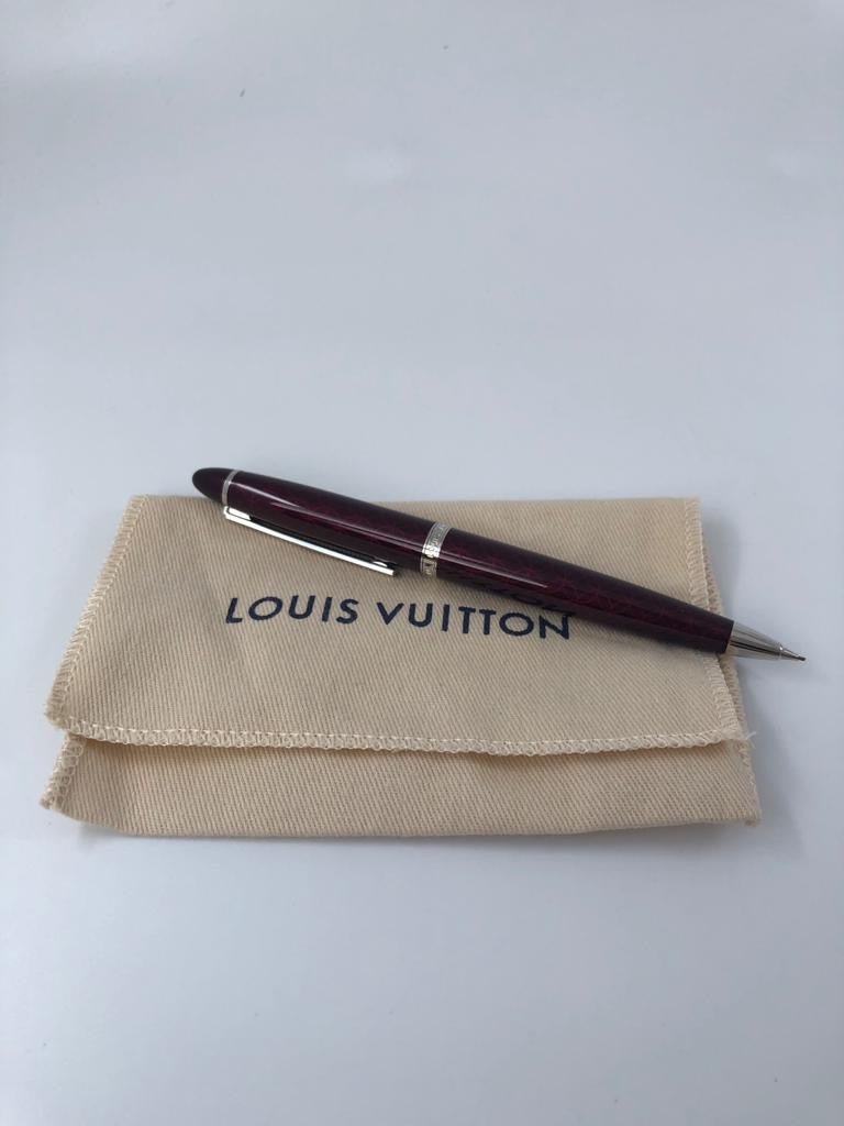 Louis Vuitton Mechanical Pencil Carte du Tendre - Luxuria & Co.