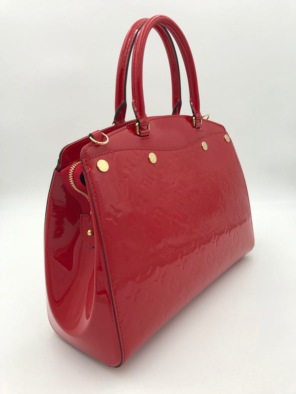 Louis Vuitton Brea MM Cerise - Luxuria & Co.