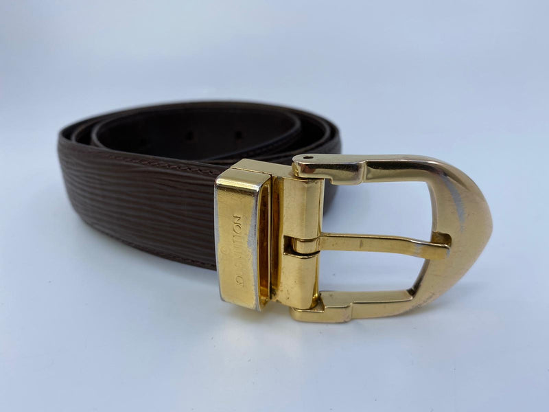 Brown Epi Belt