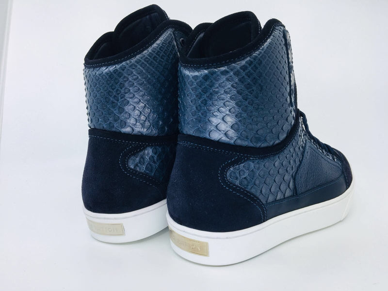 On The Road Sneaker Boot Python Skin - Luxuria & Co.