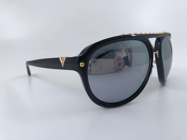 Louis Vuitton Serpico Sunglasses - Luxuria & Co.