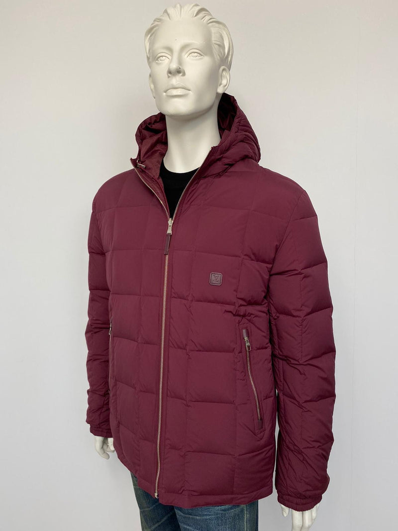 Reversible Quilted Puffer Jacket - Luxuria & Co.