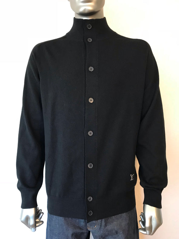 Louis Vuitton Classic Cashmere Cardigan - Luxuria & Co.