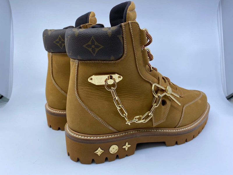 LV Creeper Ankle Boot