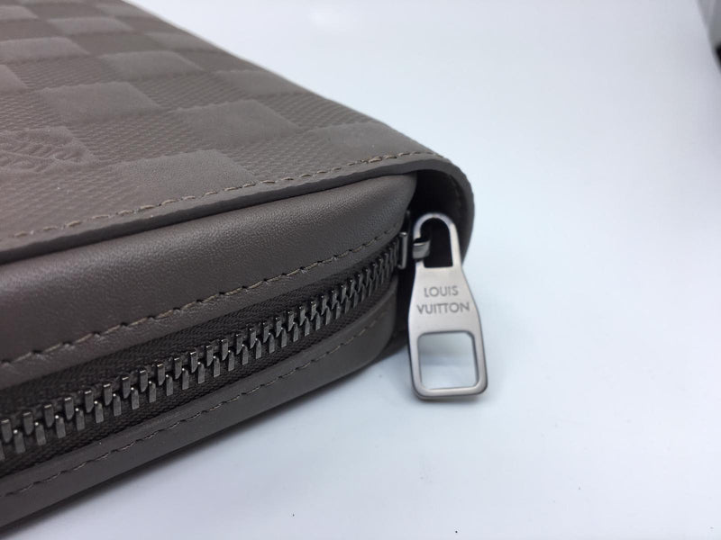 Louis Vuitton Zippy XL Damier Infini Granite - Luxuria & Co.