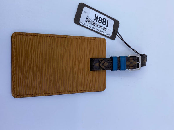 Epi Luggage Tag