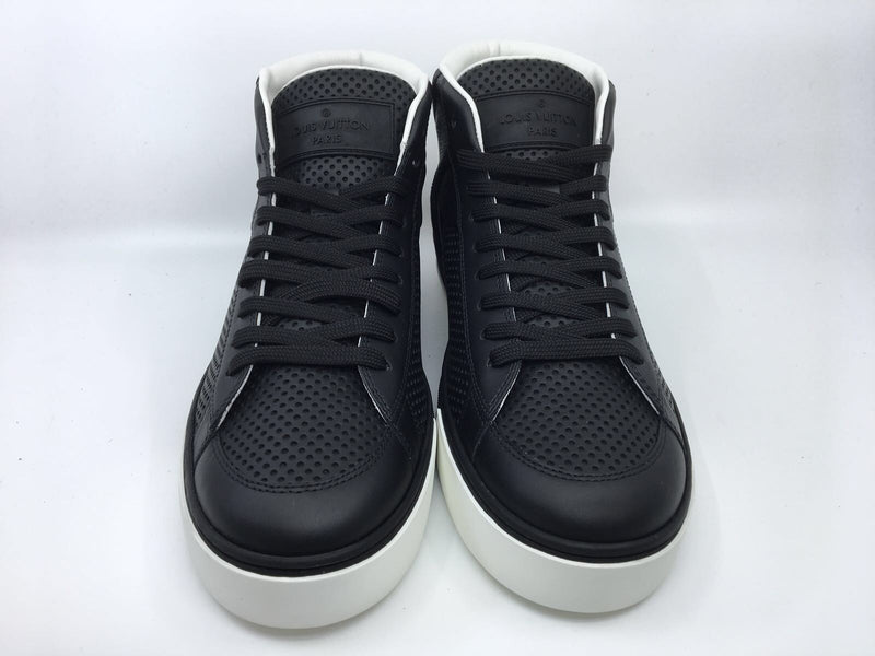 Louis Vuitton Player Sneaker Boot - Luxuria & Co.