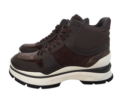 Louis Vuitton In Motion Sneaker Boot - Luxuria & Co.