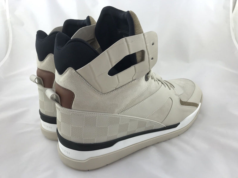 Louis Vuitton Kick-Off Sneaker Boot - Luxuria & Co.