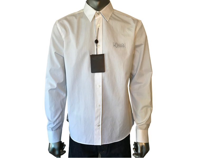 Louis Vuitton Louis Classic Shirt - Luxuria & Co.
