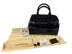 Louis Vuitton Montana Monogram Vernis - Luxuria & Co.