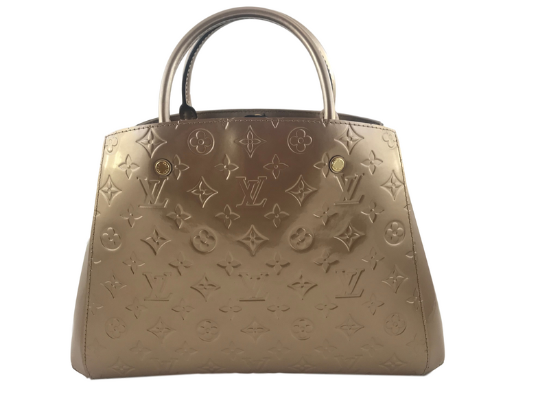 Louis Vuitton Montaigne Monogram Vernis MM - Luxuria & Co.