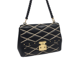 Louis Vuitton Malletage Pochette Flap - Luxuria & Co.