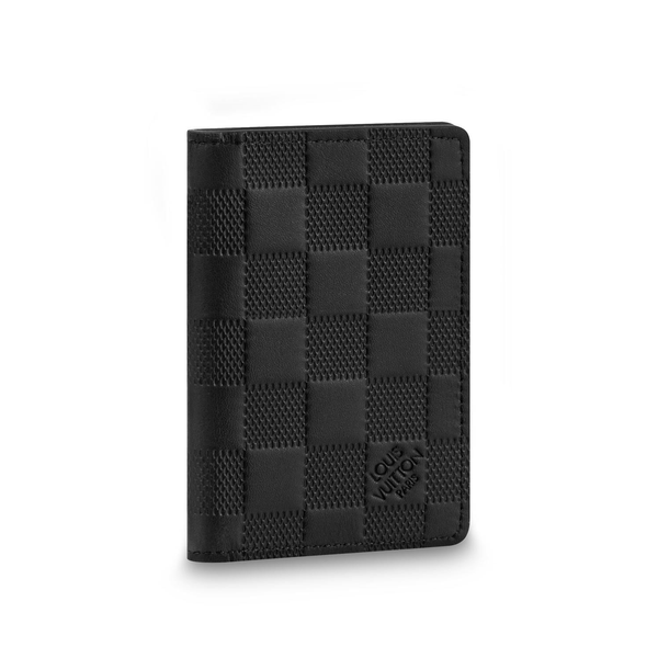Louis Vuitton Pocket Organizer Damier Infini Onyx - Luxuria & Co.