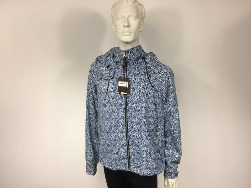 Louis Vuitton Printed Windbreaker Jacket - Luxuria & Co.