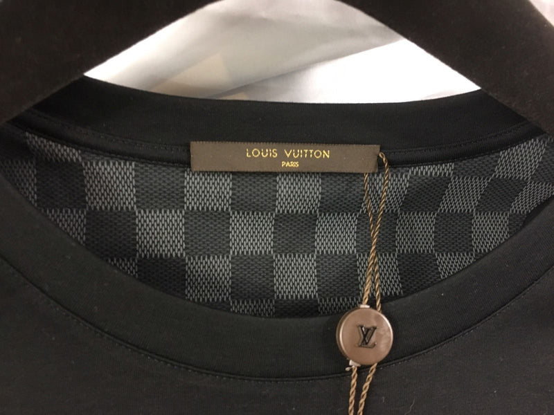 Louis Vuitton Damier Pocket Printed Shirt - Luxuria & Co.