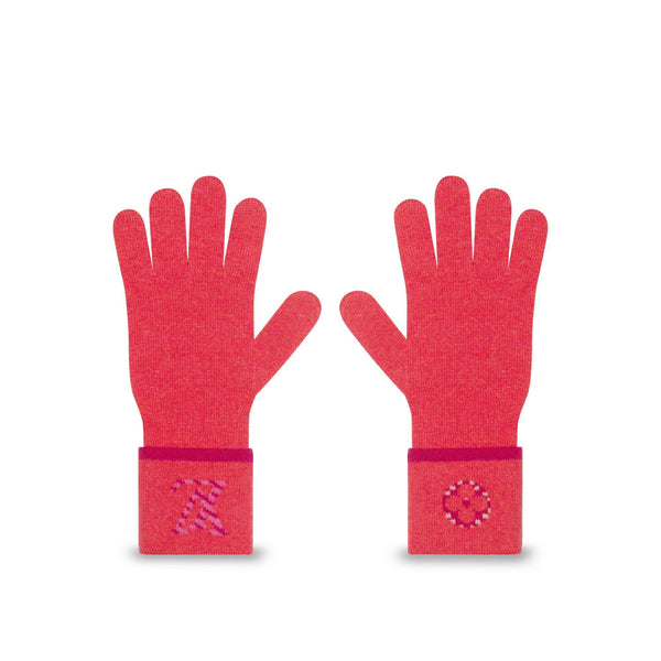 Pop Monogram Gloves - PRE-ORDER