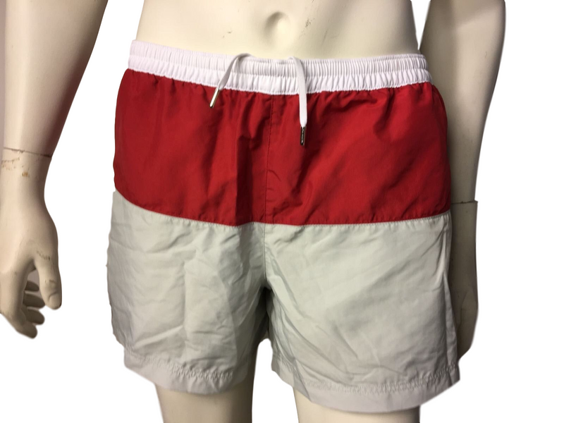 Louis Vuitton Striped Swim Shorts - Luxuria & Co.