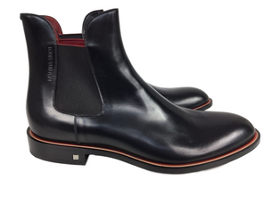 Louis Vuitton Red Line Chelsea Boot - Luxuria & Co.