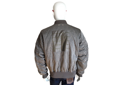 Louis Vuitton Kim Jones Christopher Nemeth Reversible Quilted Bomber - Luxuria & Co.