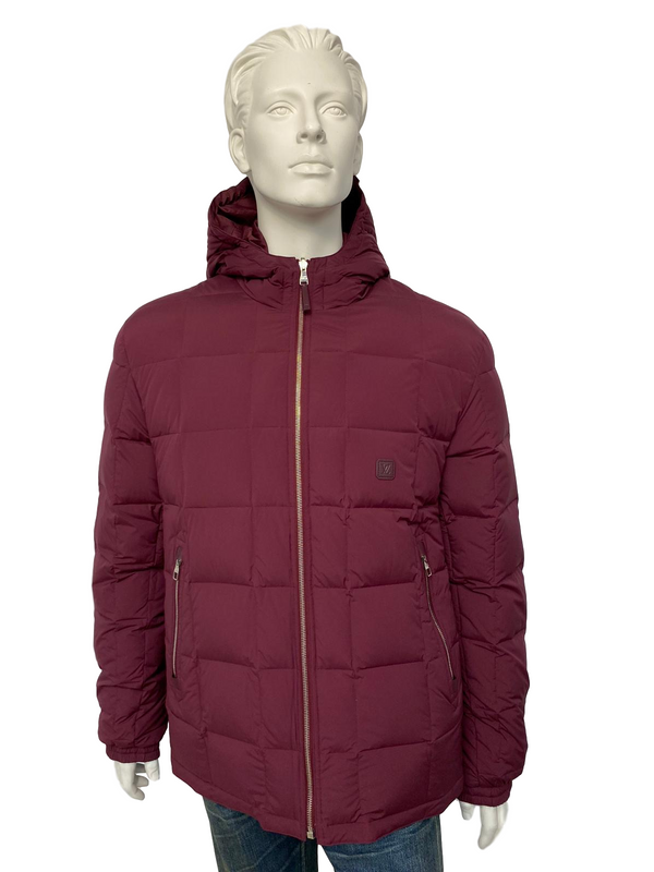 Louis Vuitton Reversible Quilted Puffer Jacket - Luxuria & Co.