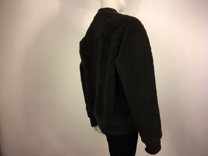 Shearling Bomber - Luxuria & Co.