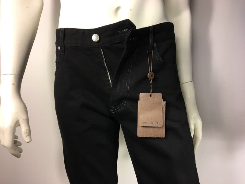 Louis Vuitton Gaston-Louis Vuitton Slim Jeans - Luxuria & Co.