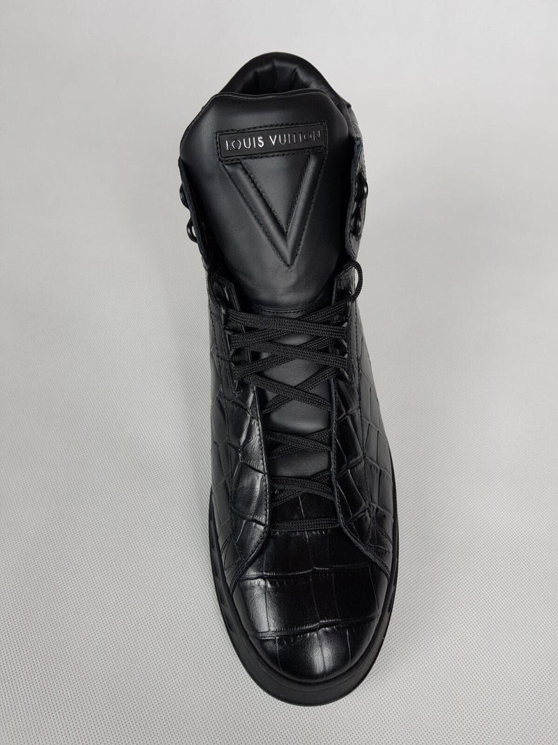 Louis Vuitton Streetlight Sneaker Boot - Luxuria & Co.