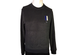 LV Cup Towelling Sweatshirt - Luxuria & Co.