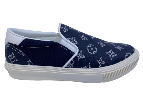 Trocadero Slip-On Monogram Shadow