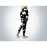 American Eskimo Dog Random Leggings - Adult Leggings