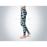 Black Swan Leggings - Adult Leggings