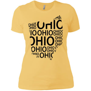Ohio Premium Short Sleeve Tees - Adult - Premium Short Sleeve T-Shirt / Red / SM