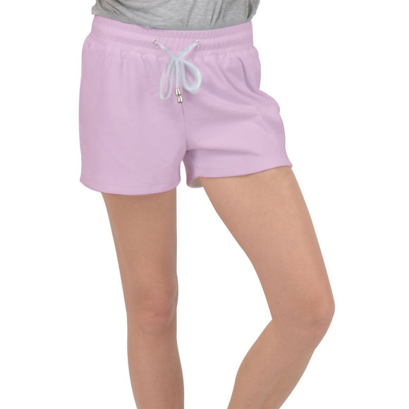 Orchid Velour Lounge Shorts - XS - Shorts