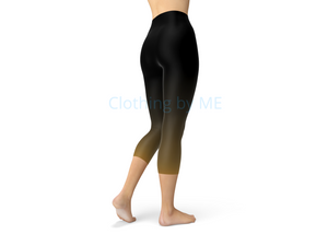 Pittsburgh Football - Capri Leggings - Capris