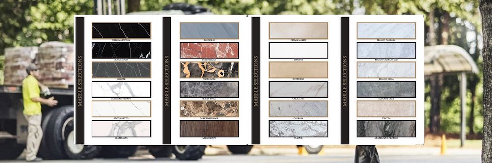 Marble Tiles - Natura Stone Collection