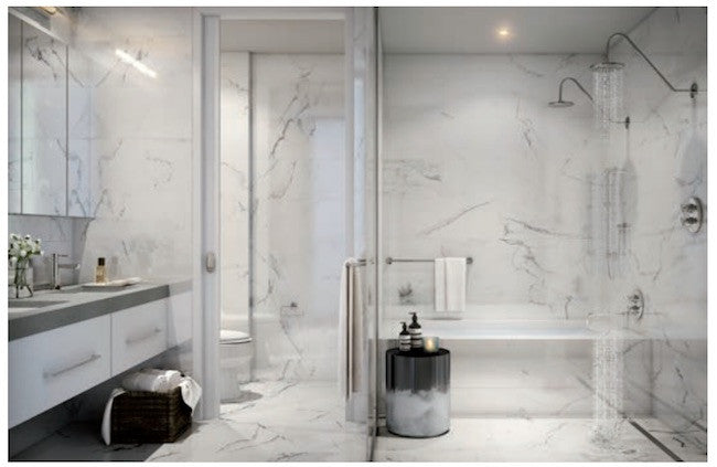 Carrara Marbe Tiles