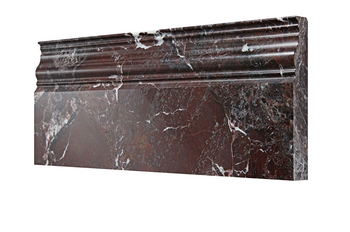 Rosso Levanto Marble Skirtings