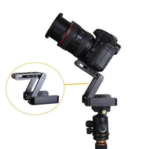 Height Adjustment Tilt Head Tripod