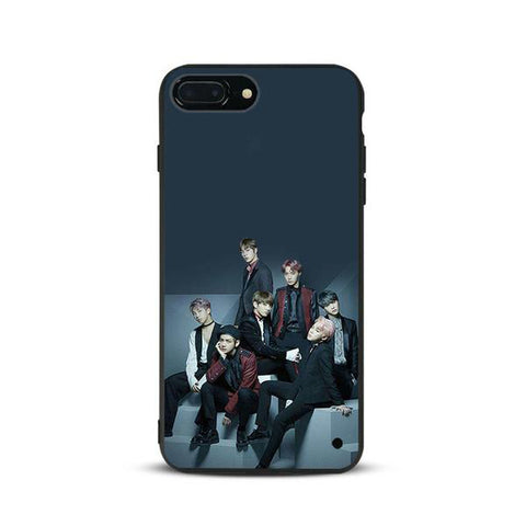 "BTS Phone Case iPhone - ""Blood Sweat & Tears"""