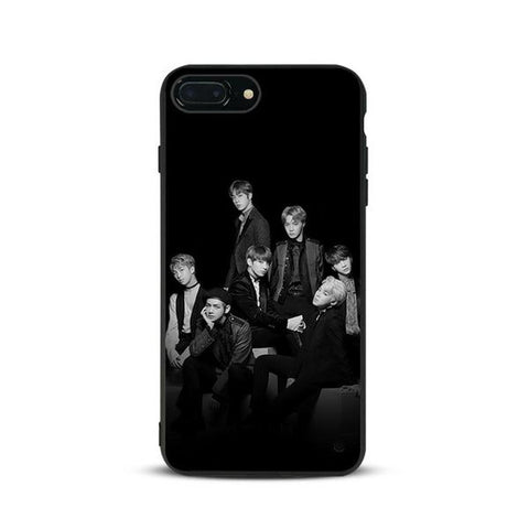 "BTS Phone Case iPhone - ""Blood Sweat & Tears #2"""