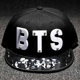 BTS Exclusive 2017 Bolted Letters Cap