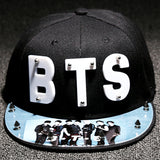 BTS Bolted Letter Cap