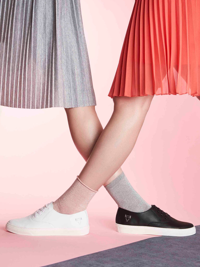 Laika, the cruelty-free vegan sneakers line from Paris