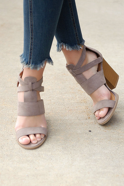 Endless Summer Sandal - Taupe (Final Sale)